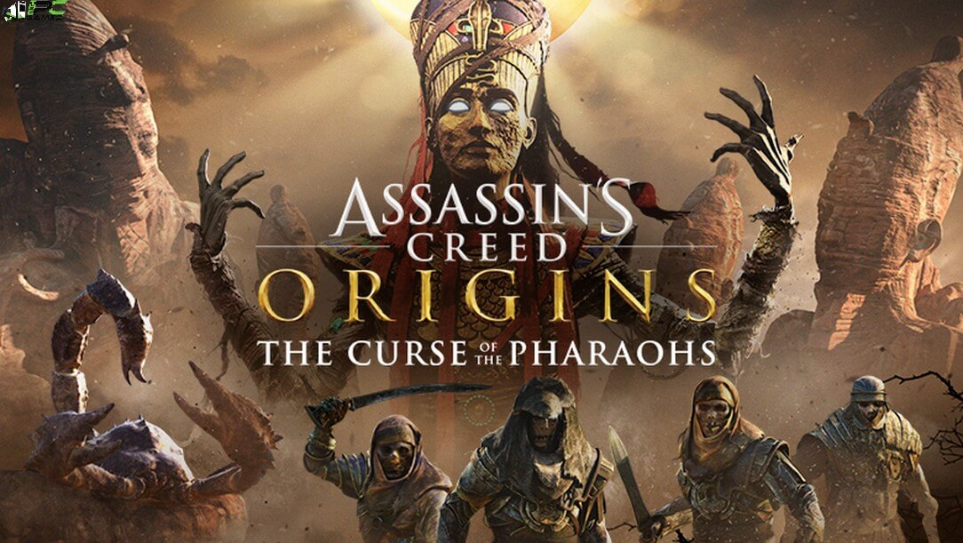 Assassins Creed Origins The Curse of the Pharaohs Crackfix-CODEX Torrent Free Download