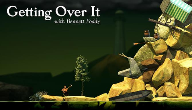 Getting Over It with Bennett Foddy v1.59 Torrent Free Download