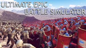 Ultimate Epic Battle Simulator v1.5-RELOADED torrent Free Download