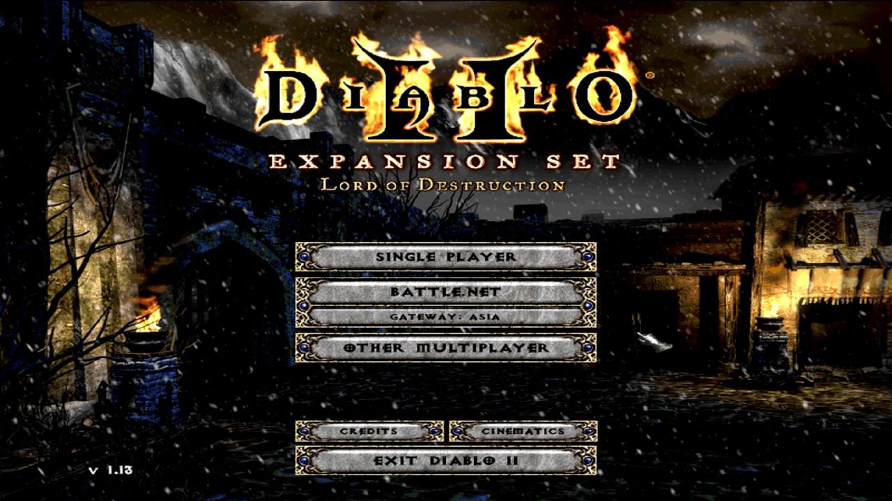 Diablo II v1.14d Inclu ALL DLC Torrent Free Download
