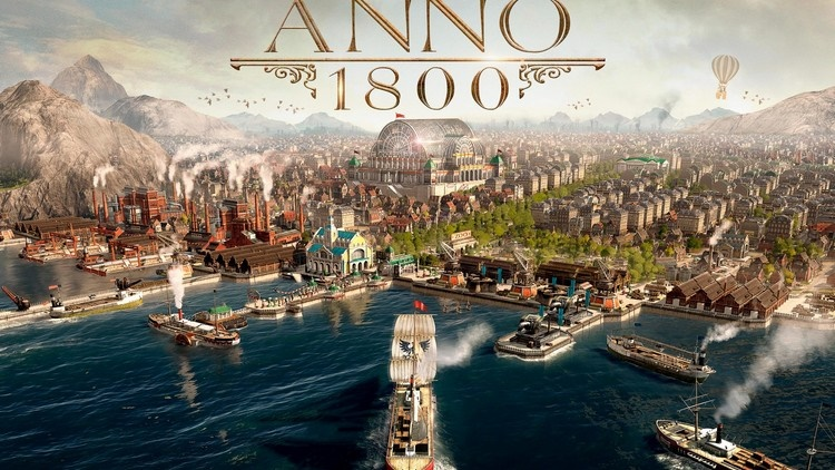 Anno 1800-FULL UNLOCKED Torrent Free Download