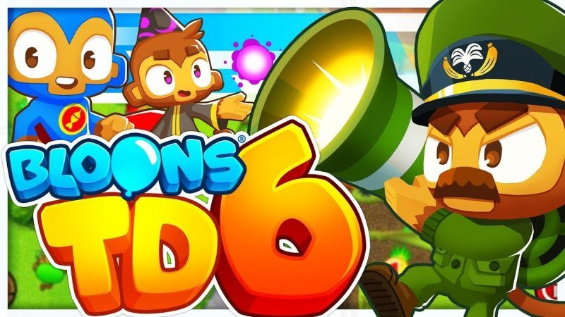 Bloons TD 6 Torrent Free Download