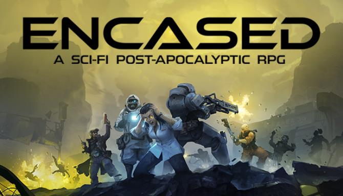 Encased: A Sci-Fi Post-Apocalyptic RPG Torrent Free Download