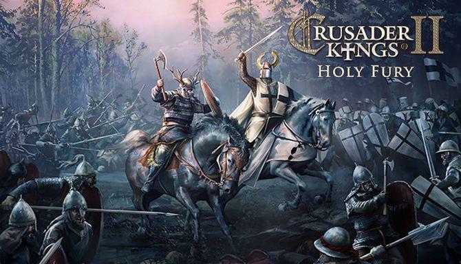 Crusader Kings II Holy Fury Update v 3 2 0-CODEX Torrent Free Download