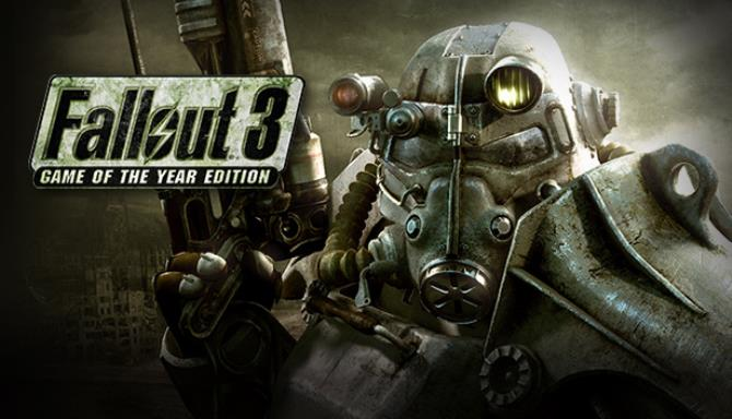 Fallout 3 Game of the Year Edition v1.7.0.3-GOG Torrent Free Download