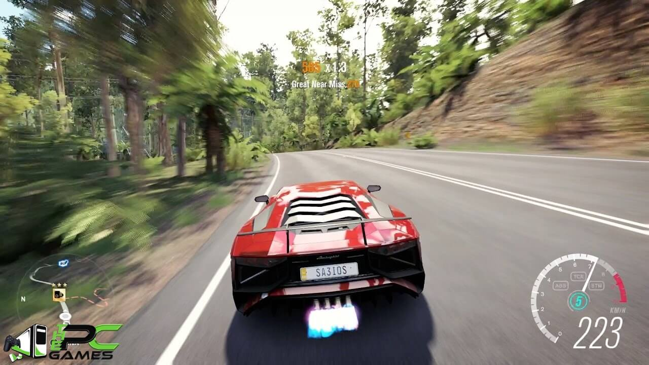 Forza Horizon 3-CODEX Torrent Free Download