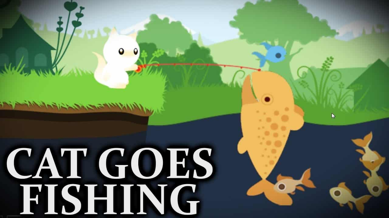 Cat Goes Fishing Torrent Free Download