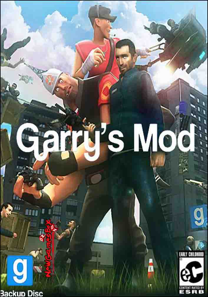 Garry's Mod Torrent Free Download