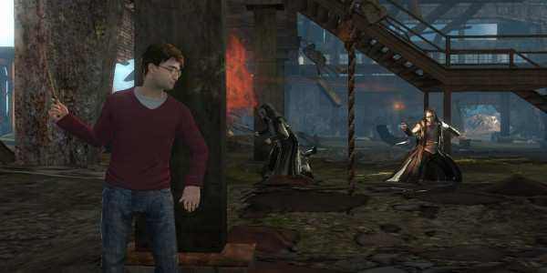 Harry Potter and the Deathly Hallows – Part 1-Razor Torrent Free Download