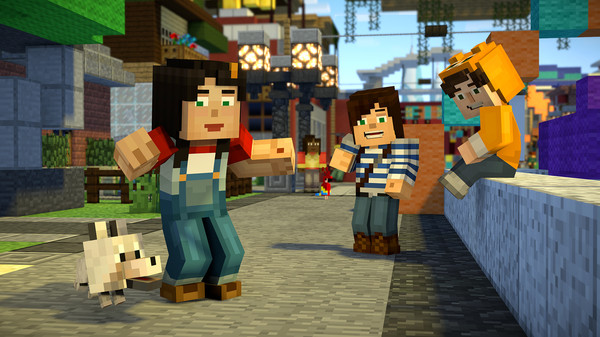 Minecraft Story Mode Episode 1-RELOADED Torrent Free Download
