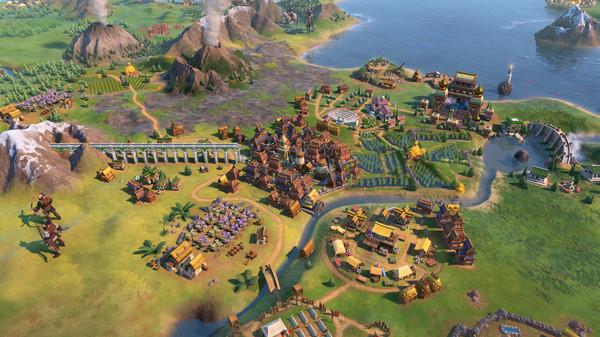 Sid Meiers Civilization VI Gathering Storm Update v1 0 0 341-CODEX Torrent Free Download