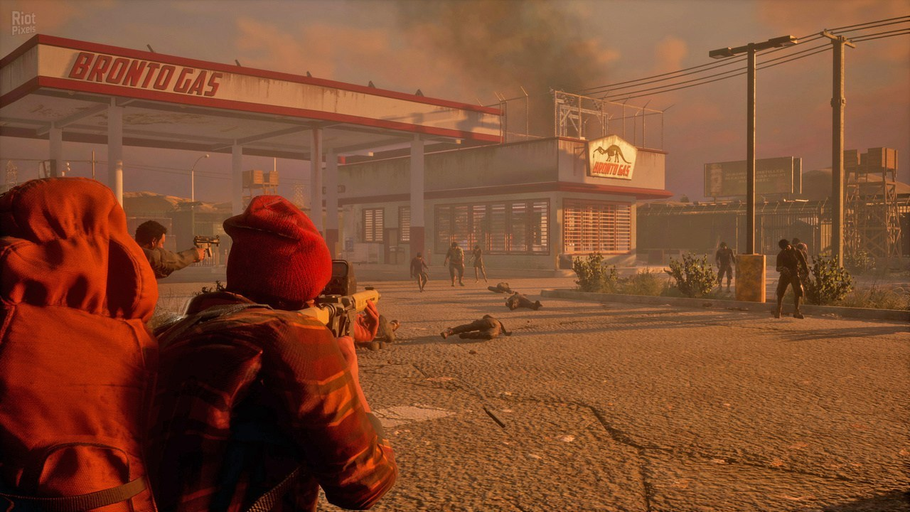 State of Decay 2 Update v4 0 incl DLC-CODEX Torrent Free Download