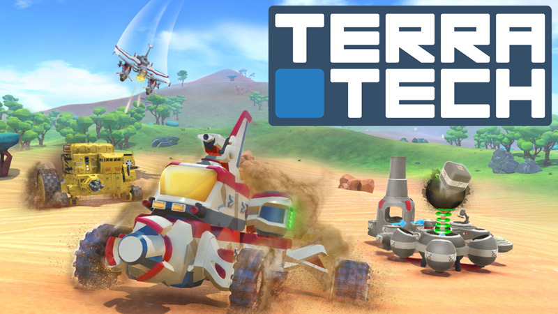 Terra Tech Deluxe Edition-PLAZA Torrent Free Download