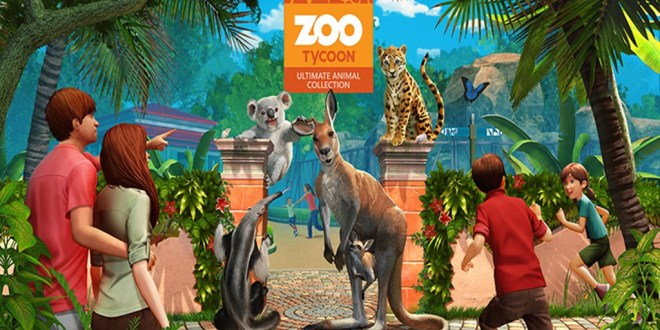 Zoo Tycoon: Ultimate Animal Collection-CODEX Torrent Free Download