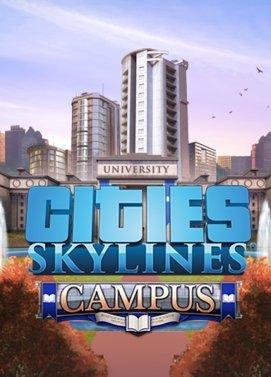 Cities Skylines Campus CODEX Torrent Free Download