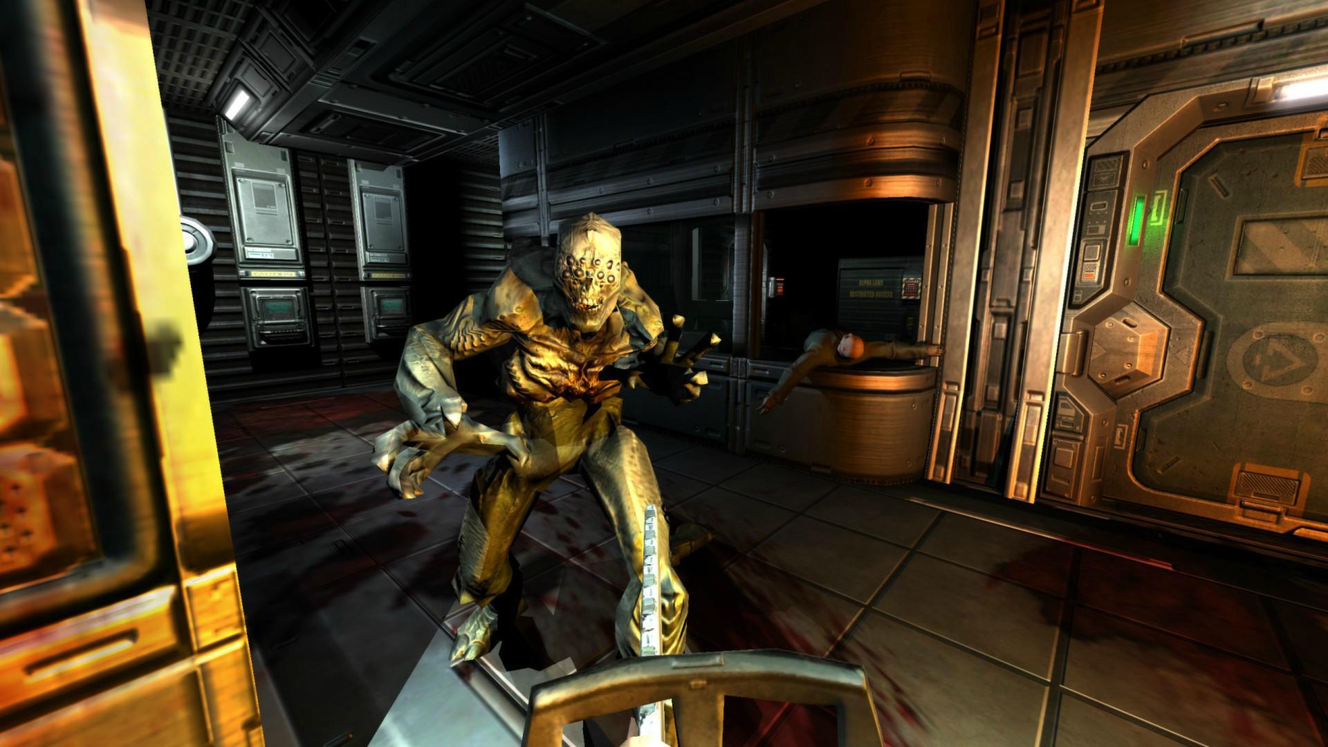 Doom 3: BFG Edition-SKIDROW Torrent Free Download