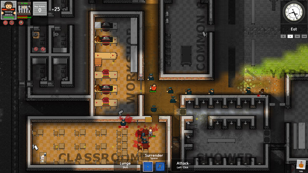 Prison Architect The Slammer-TiNYiSO Torrent Free Download