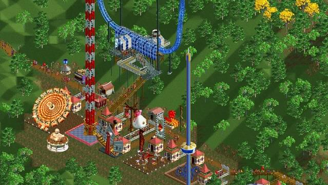 RollerCoaster Tycoon 2: Triple Thrill Pack-GOG Torrent Free Download