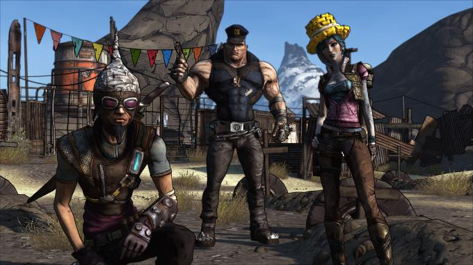 Borderlands Game of the Year Enhanced-PLAZA Torrent Free Download
