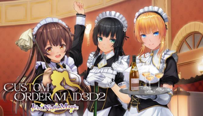 Custom Maid 3D 2 Torrent Free Download