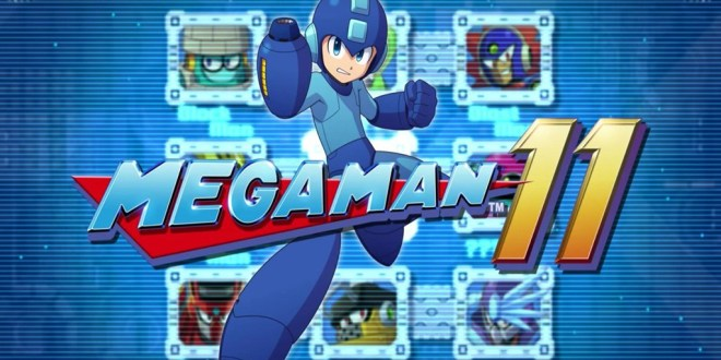 Mega Man 11-CODEX Torrent Free Download