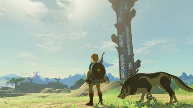 The Legend of Zelda: Breath of the Wild v1.5 inclu DLC Torrent Free Download