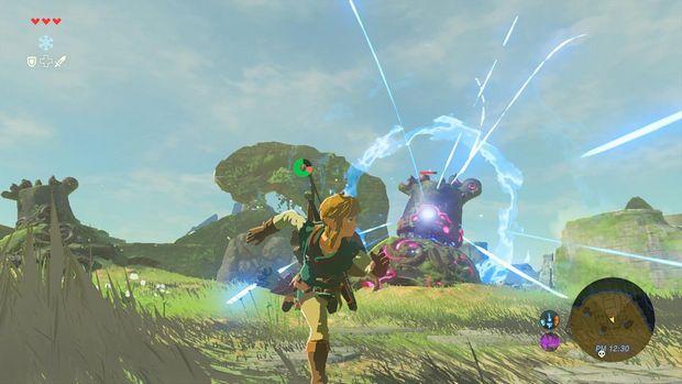 The Legend of Zelda: Breath of the Wild v1.5 inclu DLC Torrent Free Download