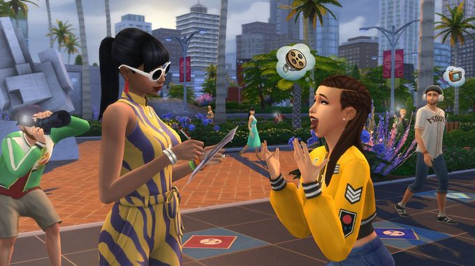 The Sims 4 Get Famous Update-CODEX Torrent Free Download