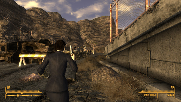 Fallout New Vegas Ultimate Edition GOG Torrent Free Download