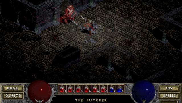 Diablo Hellfire-GOG Torrent Free Download
