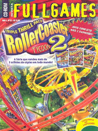 Roller Coaster Tycoon 2: Triple Thrill Pack-GOG Torrent Free Download