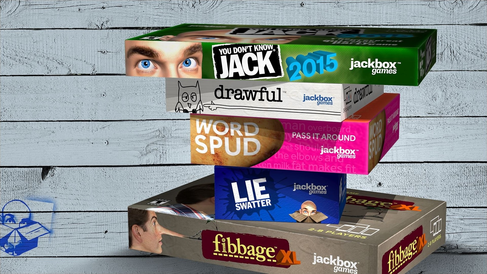 The Jackbox Party Pack 3 Torrent Free Download