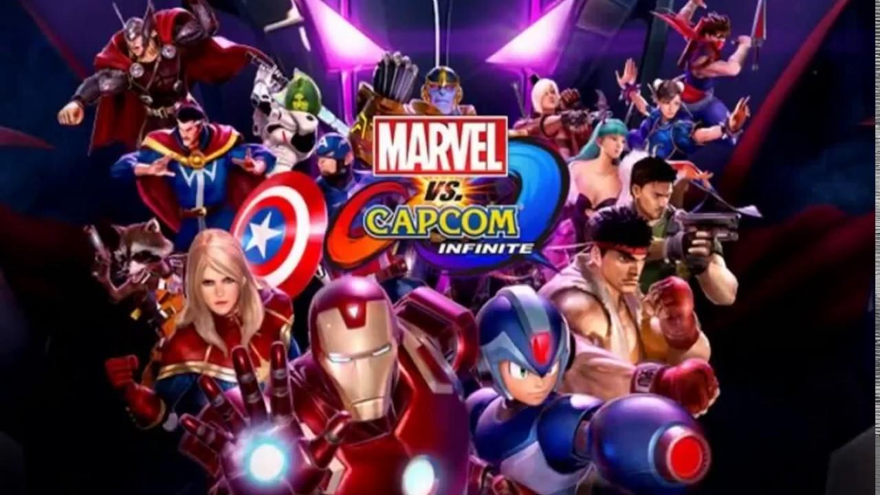 Marvel vs Capcom Infinite Deluxe Edition-PLAZA Torrent Free Download