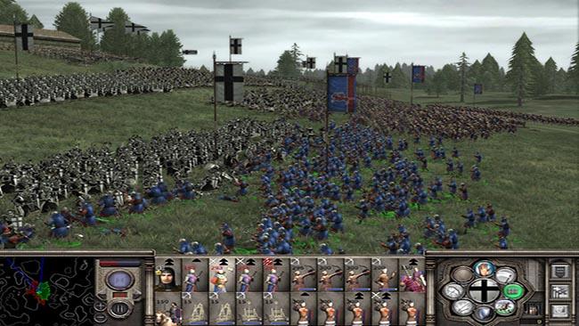 Medieval II: Total War Collection v1.52 & ALL DLC Torrent Free Download