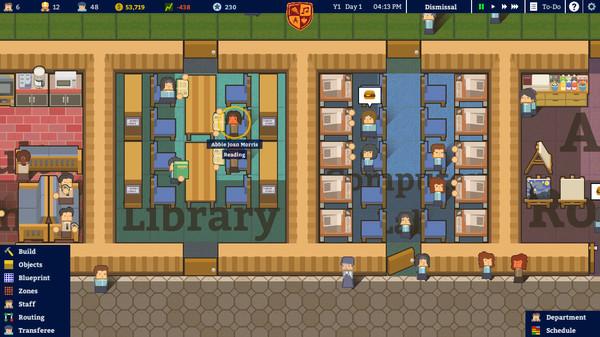 Academia: School Simulator v0.3.55 Torrent Free Download