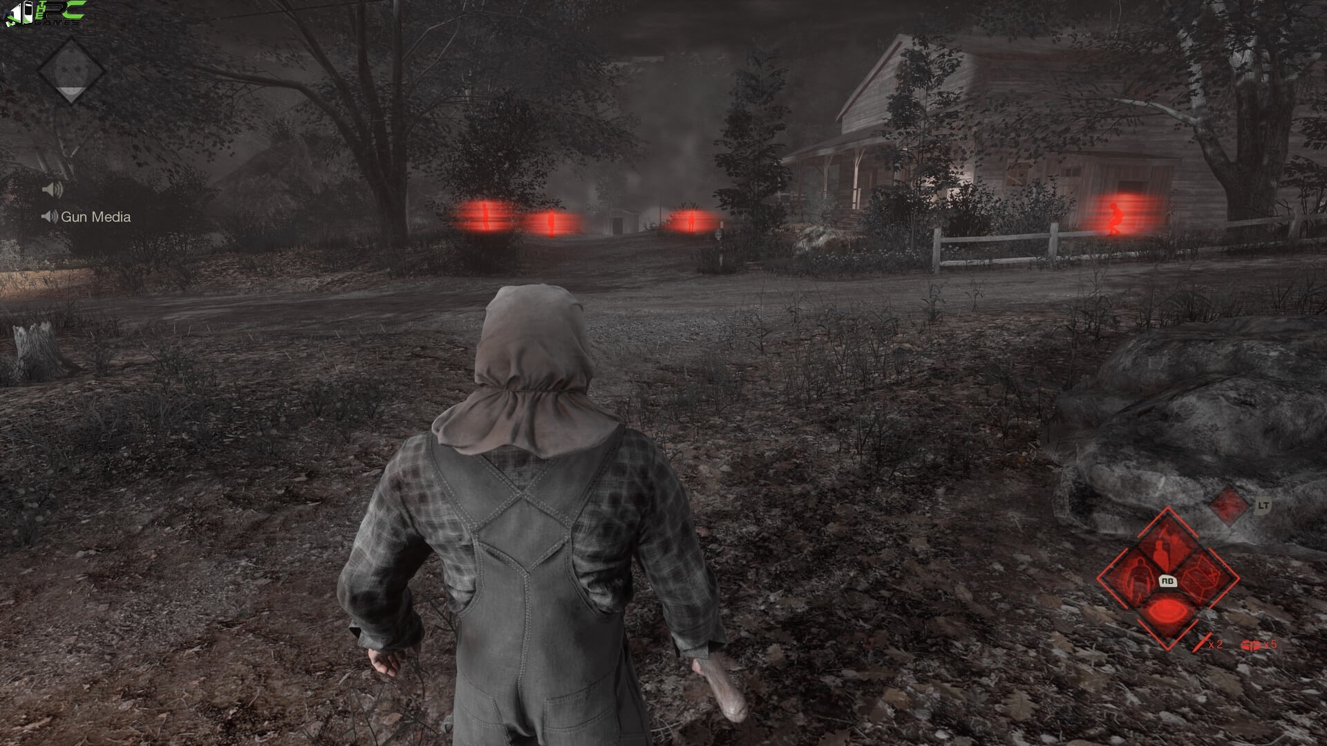 Friday the 13th The Game-CODEX Torrent Free Download